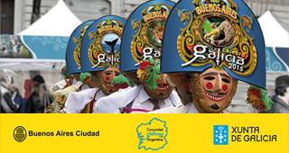 Bos Aires Celebra Galicia-Pórtico Universal 2015