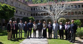 Comisión delegada do CCG - Maio 2015