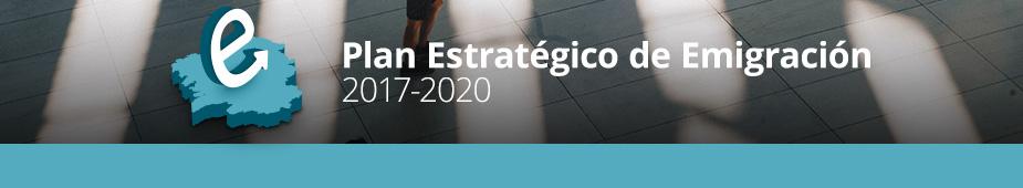 Plan Estratégico de Emigración 2017-2020