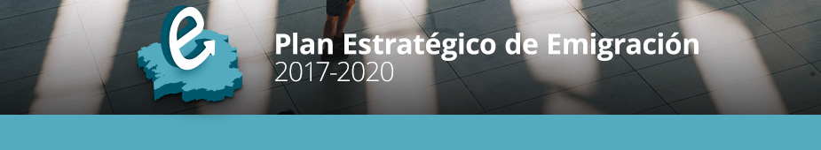 Plan Estratéxico de Emigración 2017-2020