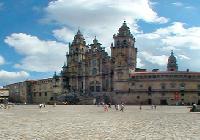 Santiago de Compostela - Plaza do Obradoiro