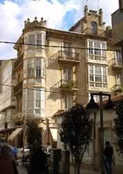 Los primeros edificios con galerías de España