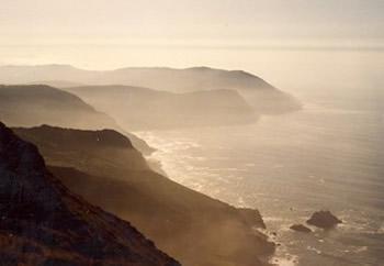 O acantilado máis alto do Atlántico Norte