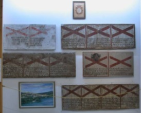 Os únicos sambenitos da Inquisición conservados en España