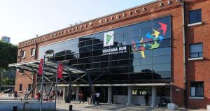 Mercado cinematográfico de referencia en Latinoamérica, Ventana Sur congrega cada ano a 1.800 profesionais. Foto: Ventana Sur.