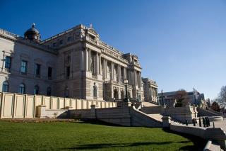 Biblioteca del Congreso de los Estados Unidos de América, en la ciudad de Washington. Foto: www.estados-unidos.es.