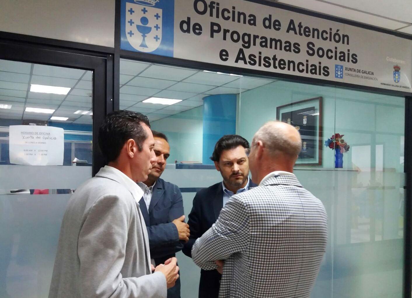 Miranda recuerda la importancia de dar prioridad a la for Oficinas de la seguridad social en madrid