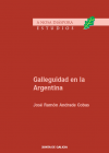 Galleguidad en la Argentina