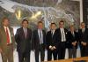 Galicia abre vías de colaboración entre os portos galegos e de Hamburgo en materia de contedores, tráfico de cruceiros e loxística