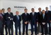 Feijóo destaca os traballos para que a industria de compoñentes galega poida facer pezas para os novos proxectos do grupo Volkswagen e abrir así novas posibilidades ao sector