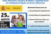 Charla informativa para menores de 65 anos, da Consellaría de Emprego e Seguridade Social da Embaixada de España en Caracas