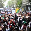 En el caso de Buenos Aires era la primera actividad que contaba con la participación del conjunto de entidades gallegas en muchos años