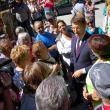 Imaxe da reunión da Comisión Delegada do Consello de Comunidades Galegas celebrada o 28 e 29 de maio de 2015 en Nogueira de Ramuín (Ourense)