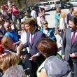 Imagen de la reunión de la Comisión Delegada del Consello de Comunidades Galegas celebrada el 28 y 29 de mayo de 2015 en Nogueira de Ramuín (Ourense)