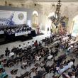 O XI Pleno do Consello de Comunidades Galegas celebrouse no Palacio do antigo Centro Galego da Habana os días 27 e 28 de maio de 2016.