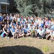 Foto da inauguración dos cursos de especialización en diferentes disciplinas da cultura galega