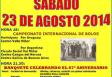 67º Aniversario do Centro Valle Miñor de Montevideo