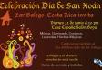 San Xoán 2017 do Lar Galego de Costa Rica