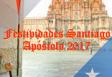 Santiago Apóstol 2017, en Salvador de Bahía