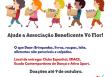 Campaña solidaria a prol da Associação Beneficente Vó Flor, en Salvador de Baía