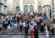 """Exhibición de los participantes de las """"Escuelas Abiertas 2016"""" en Ourense"""