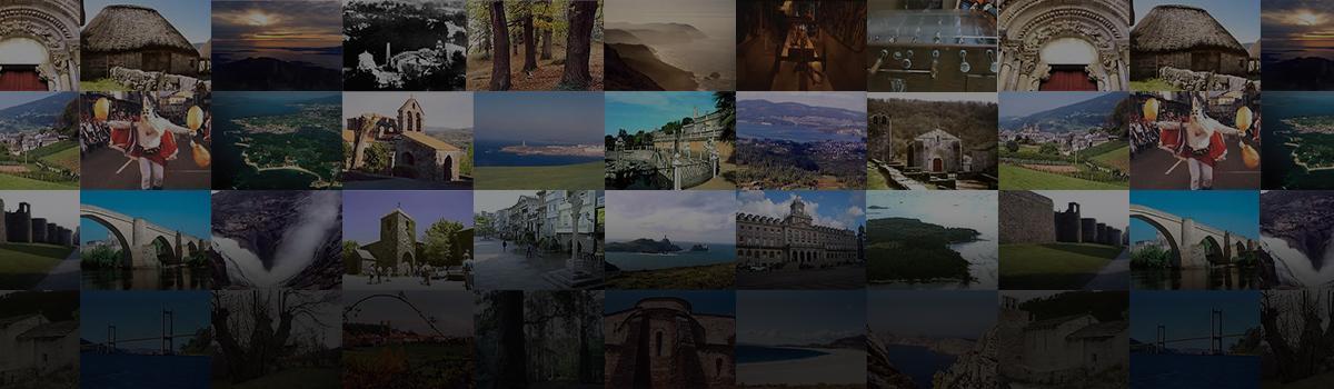 Conoce de la mano de Henrique Alvarellos los lugares y curiosidades de la geografía gallega