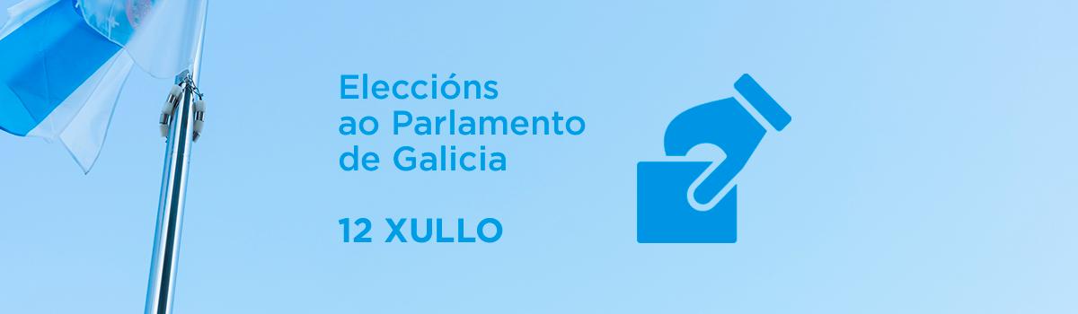 Eleccións ao Parlamento de Galicia 2020