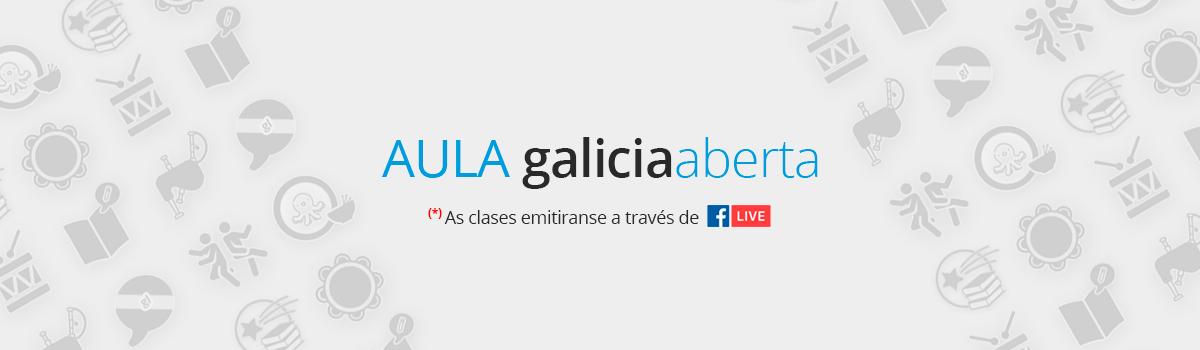 Aula GaliciaAberta