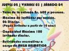 Semana Santa 2015 do Centro Gallego de Maracaibo