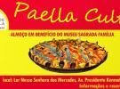 Paella Cultural 2015 a beneficio do Museu Sagrada Família, en São Caetano do Sul