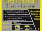5º Curso de inserción socio-laboral para novos/as emigrantes españois/las en Francia