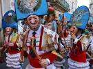Carnaval 2016 del Centro Galicia en Ponferrada