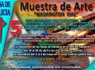 """5ª Muestra de Arte """"Washington Rial"""" de la Casa Galicia de Montevideo"""