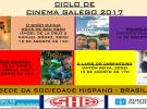 Ciclo de cinema galego 2017, en São Paulo