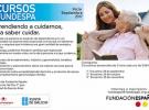 Curso 'Aprendendo a coidarnos, para saber coidar', en Bos Aires