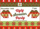 Ugly Sweater Party 2017, en Nueva Jersey