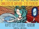 Feijoada & Iemanjá 2018, en Salvador de Baía