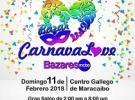 CarnavaLove no Centro Galego de Maracaibo