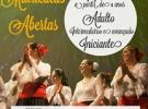 Clases de danza galega e española 2018, en Salvador de Baía