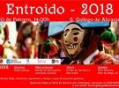 Entroido 2018 do Centro Galego de Alacant