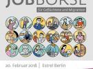 Feira de traballo para refuxiados/as e migrantes, en Berlín