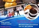 Patinaxe sobre xeo e chocolate con churros coa Casa Galicia de Nova York