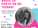 'Nadie es poeta en su tierra', en Bos Aires