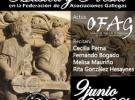 Recital de música y poesía, en la Federación de Asociaciónes Gallegas de la República Argentina