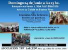 San Xoán 2018 da Asociación Tui Salceda en Bos Aires