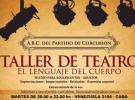 """Obradoiro de teatro """"El lenguaje del cuerpo"""", na A.B.C. do Partido de Corcubión en Bos Aires"""