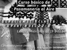 Curso básico de Pasamanería al Aire, en Mar del Plata