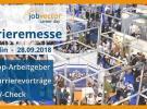 Feira de emprego Jobvector career day 2018, en Berlín