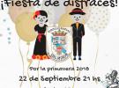 Festa de disfraces - Primavera 2018, no Val Miñor de Bos Aires