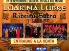 Concerto de Luar na Lubre, en Montevideo